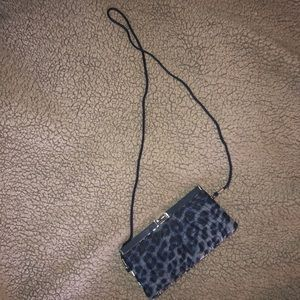 Beautiful quilted clutch